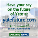 Have your say on the future of Yate at yatefuture.com