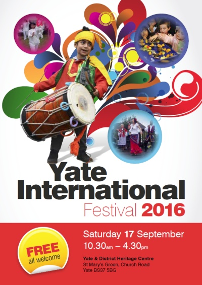 Yate International Day
