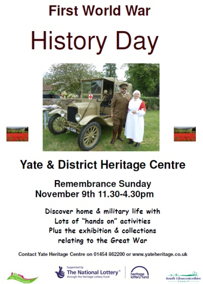 Yate & District Heritage Centre