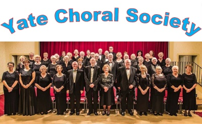 Choral Society Christmas Concert competition