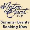 Acton Court Special Events
